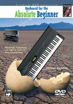 Keyboard for the Absolute Beginner: Absolutely Everything You Need to  (AL-00-22616)