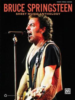 Bruce Springsteen: Sheet Music Anthology (AL-00-37574)