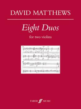 Eight Duos for Two Violins (AL-12-0571526403)