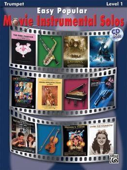Easy Popular Movie Instrumental Solos (AL-00-28153)