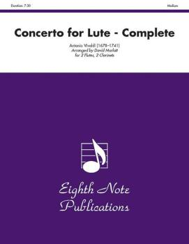 Concerto for Lute (Complete) (AL-81-WWE2433)