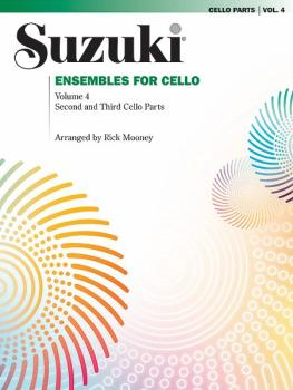 Ensembles for Cello, Volume 4 (AL-00-31806)
