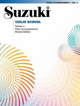 Suzuki Violin School, Volume 4: International Edition (AL-00-32089)
