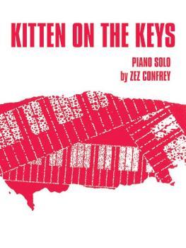 Kitten on the Keys (AL-00-20141X)