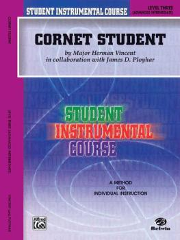 Student Instrumental Course: Cornet Student, Level III (AL-00-BIC00346A)