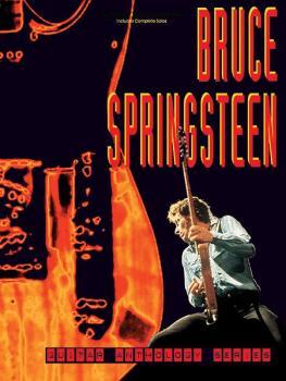 Bruce Springsteen: Guitar Anthology Series (AL-00-PG9621)