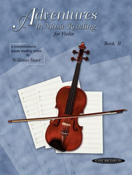Adventures in Music Reading for Violin (AL-00-0619)