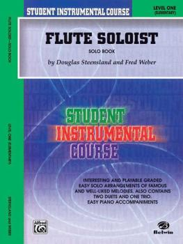 Student Instrumental Course: Flute Soloist, Level I (AL-00-BIC00104SA)