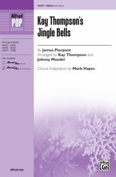 Kay Thompson's Jingle Bells (AL-00-45476)