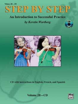 Step by Step 2B: An Introduction to Successful Practice for Violin (AL-00-25868)