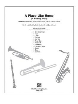 A Place Like Home (A Holiday Wish) (AL-00-28786)