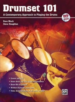 Drumset 101: A Contemporary Approach to Playing the Drums (AL-00-31428)