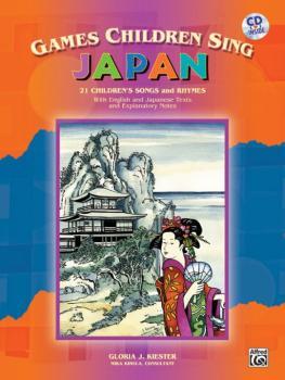 Games Children Sing . . . Japan (AL-00-0759B)