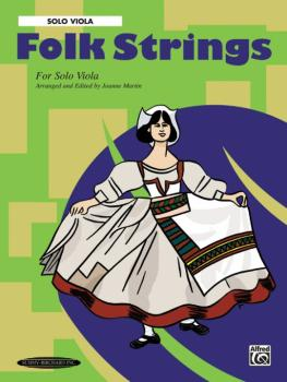 Folk Strings for Solo Instruments (AL-00-15650)