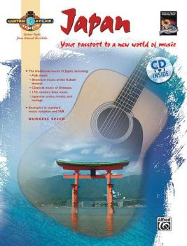 Guitar Atlas: Japan: Your passport to a new world of music (AL-00-26076)