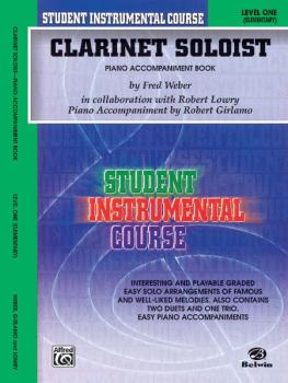Student Instrumental Course: Clarinet Soloist, Level I (AL-00-BIC00109A)