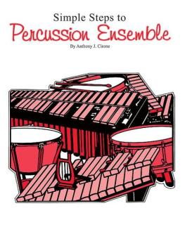 Simple Steps to Percussion Ensemble (AL-00-EL03693)
