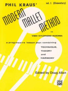 Modern Mallet Method, Book 1: A Progressive Lesson Plan Combining Tech (AL-00-HAB00023)