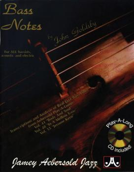 Bass Notes (For All Bassists, Acoustic and Electric) (AL-24-BN)