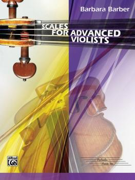 Scales for Advanced Violists (AL-00-8023)