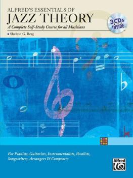 Alfred's Essentials of Jazz Theory, Self Study: A Complete Self-Study  (AL-00-26265)