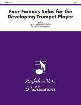 Four Famous Solos for the Developing Trumpet Player (AL-81-ST9810)