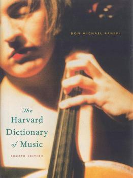 The Harvard Dictionary of Music (4th Edition) (AL-43-0674011635)