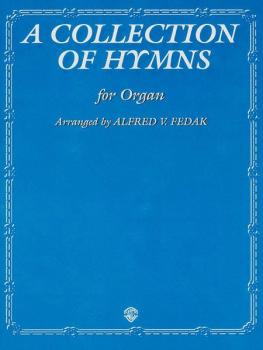A Collection of Hymns (for Organ) (AL-00-DM9601)