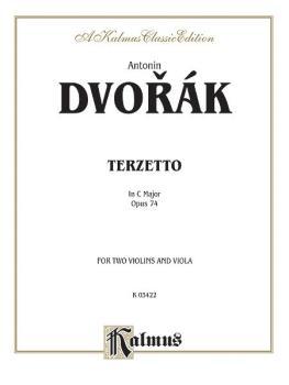 Terzetto, Opus 74 (AL-00-K03422)