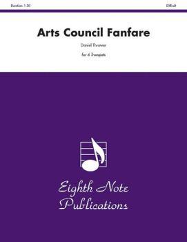 Arts Council Fanfare (AL-81-TE24119)