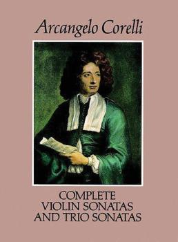 Complete Violin Sonatas and Trio Sonatas (AL-06-272419)