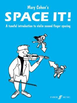 Space It! for Violin: A Tuneful Introduction to Violin Second Finger S (AL-12-0571518060)