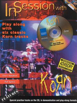 In Session with Korn: Play Along with Six Classic Korn Tracks (AL-55-6609A)