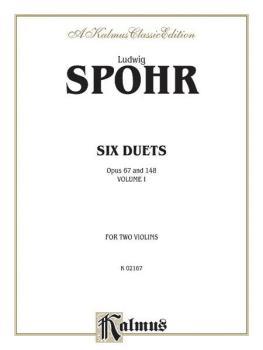 Duets, Volume I, Opus 67 & 148 (AL-00-K02167)