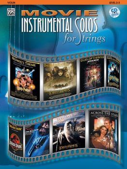 Movie Instrumental Solos for Strings (AL-00-IFM0315CD)