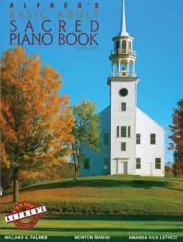 Alfred's Basic Adult Piano Course: Sacred Book 1 (AL-00-2468)