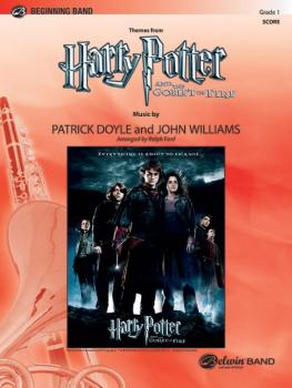 <I>Harry Potter and the Goblet of Fire</I>, Themes from (AL-00-24719S)