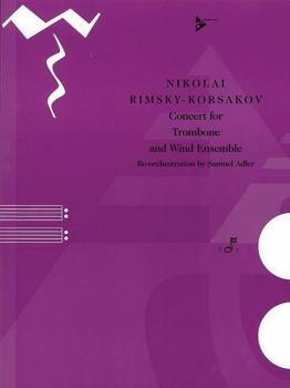 Concert for Trombone and Wind Ensemble (AL-01-ADV60003)