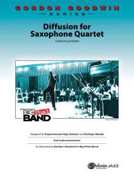 Diffusion for Sax Quartet (AL-00-24868)