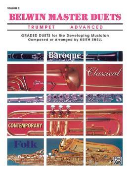 Belwin Master Duets (Trumpet), Advanced Volume 2 (AL-00-EL03650)