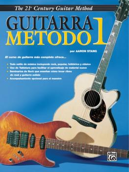 Belwin's 21st Century Guitar Method 1 (Spanish Edition) (AL-00-EL03842S)