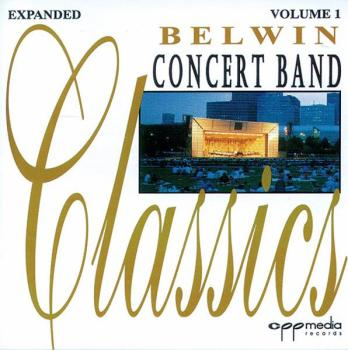Belwin Concert Band Classics, Volume 1 (Expanded) (AL-00-EL9708CD)