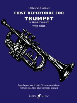First Repertoire for Trumpet (AL-12-0571525423)