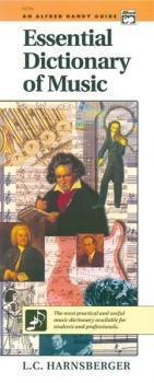Essential Dictionary of Music (AL-00-16756)
