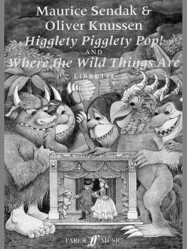 Higglety Pigglety Pop! and Where the Wild Things Are (AL-12-0571519334)