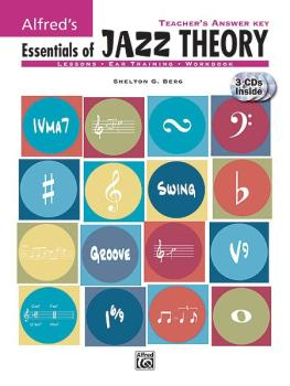 Alfred's Essentials of Jazz Theory, Teacher's Answer Key (AL-00-22008)