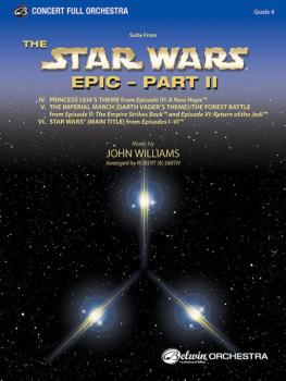<I>Star Wars</I> Epic -- Part II, Suite from the (Featuring: Princess  (AL-00-26677)