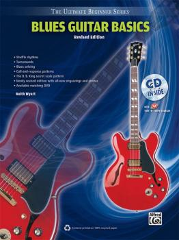 Ultimate Beginner Series: Blues Guitar Basics (AL-00-UBSBK103R)