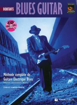 Blues Guitar Debutante [Beginning Blues Guitar]: Methode Complete de G (AL-00-40663)