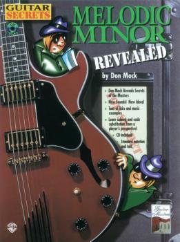 Guitar Secrets: Melodic Minor Revealed (AL-00-0158B)